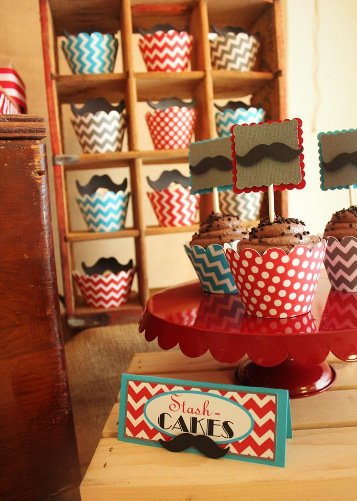 festa mustache