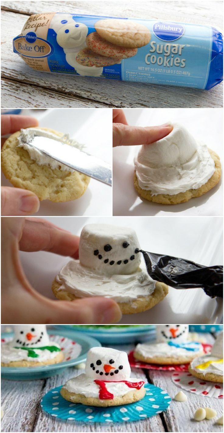 biscoito olaf