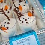 docinho Olaf Frozen