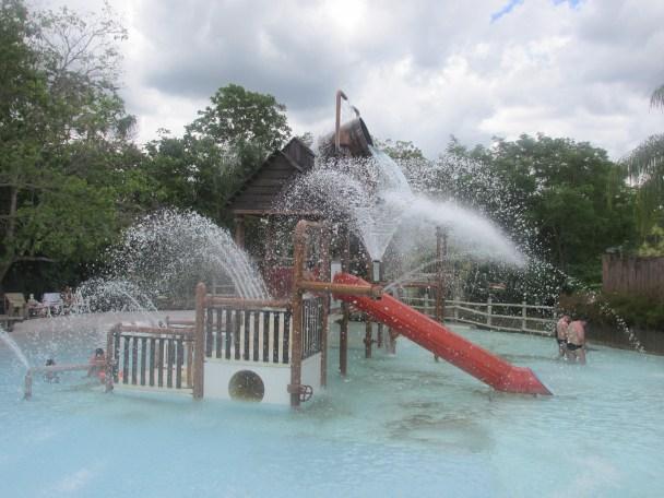 clubinho da criança hot park