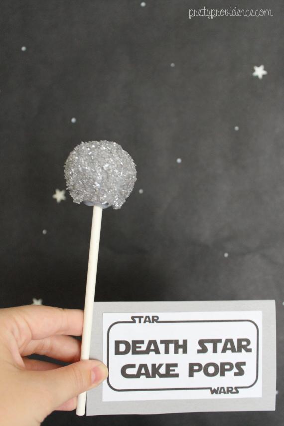 starwars cakepop