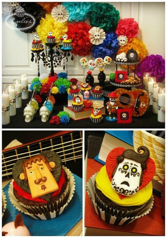 decoração festa infantil mexicana