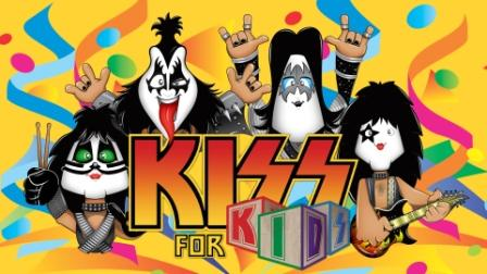 banda cover kiss for kids