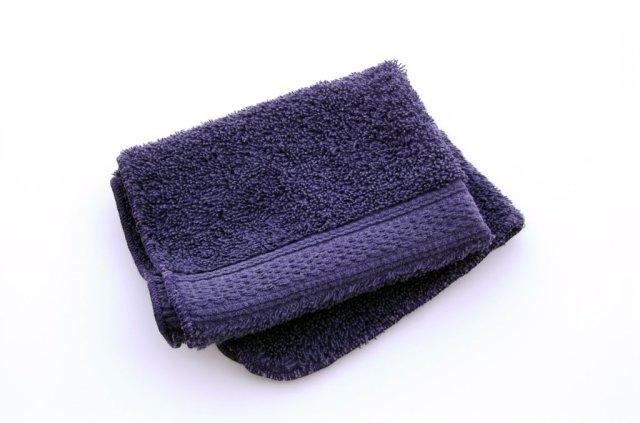 toalha com camomila