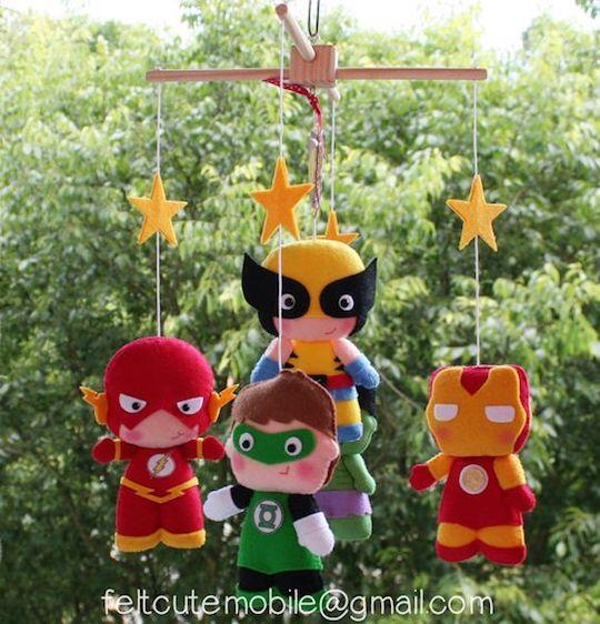 mobile super herois