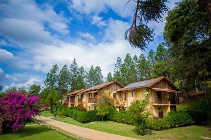 Hotel Fazenda Gamela Eco Resort