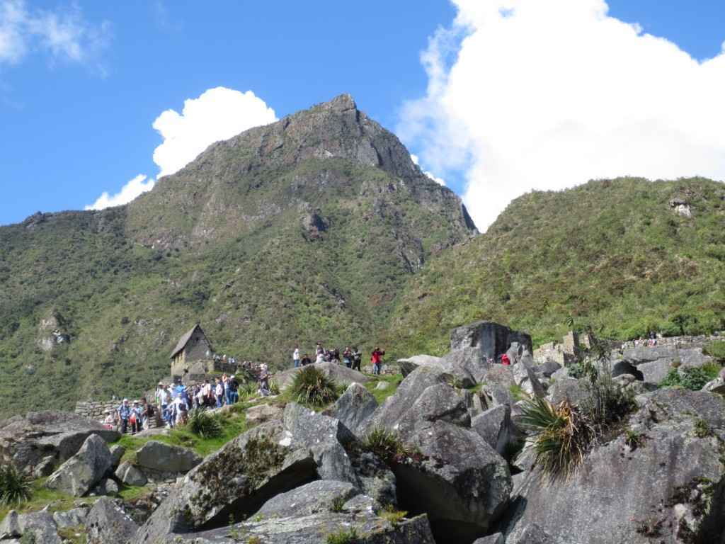 A montanha chamada Machu Picchu