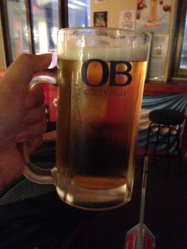 korea_ob beer
