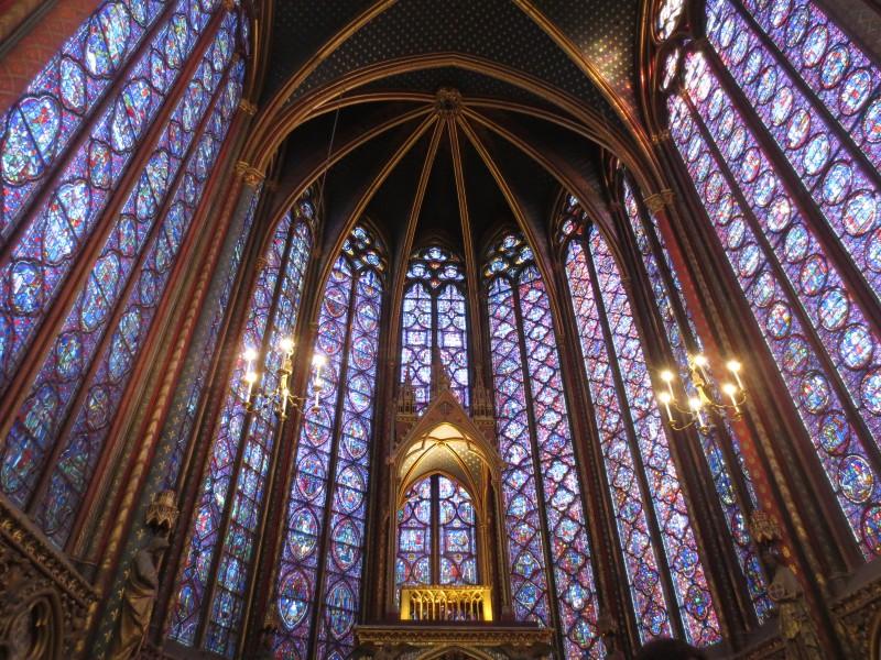 Paris_St Chapel