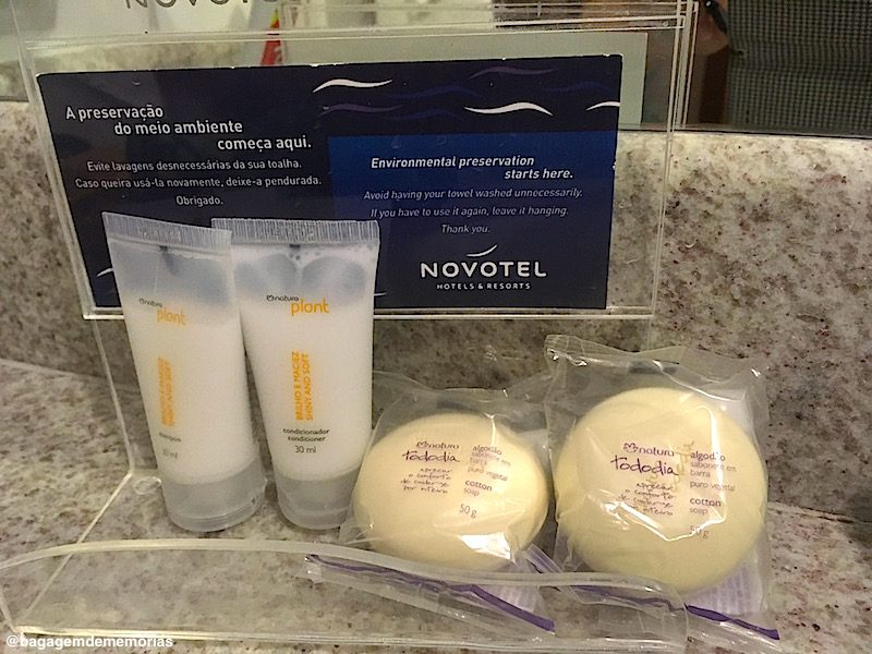 Novotel SJC_amenities