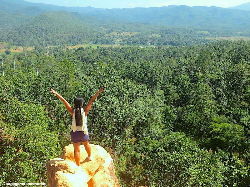 Pai Canyon - Tailandia