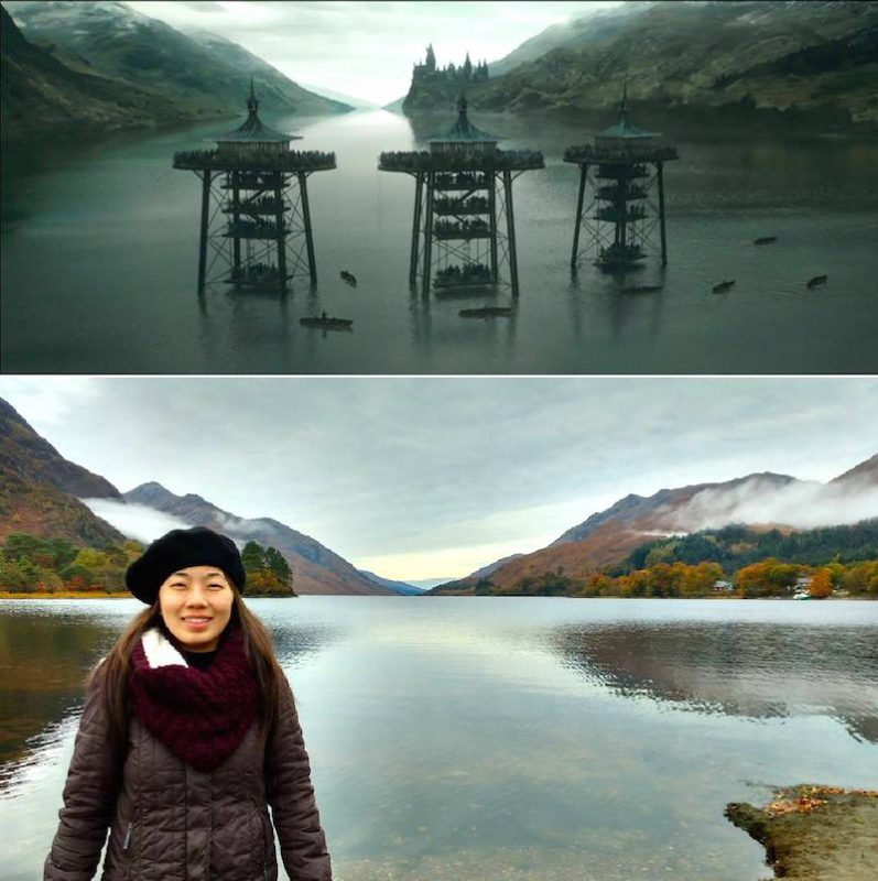 Pri Harry Potter_ Loch Shiel