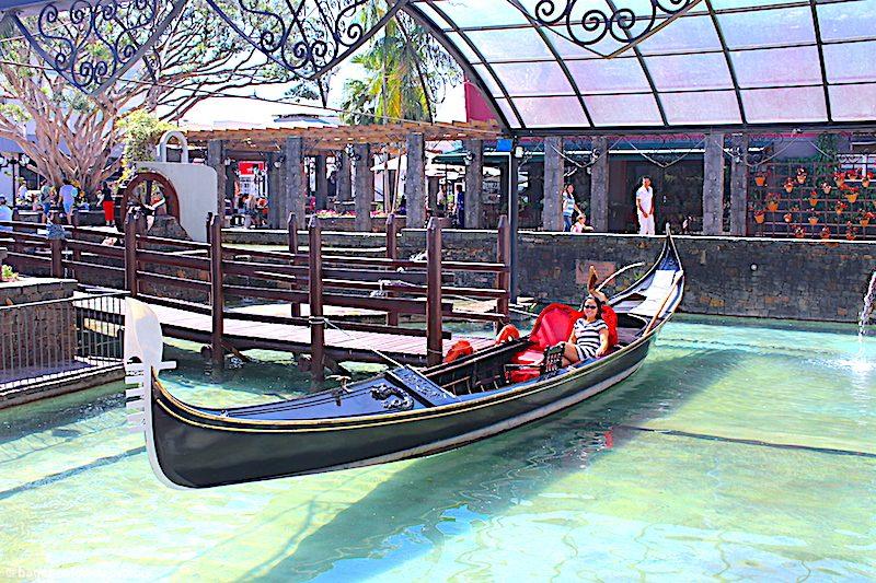 encontro rota sul - nova veneza - gondola
