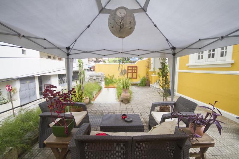 Onde se hospedar em Vitória: Guanaaní Hostel