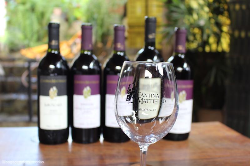 A Região dos Imigrantes | Pocando no ES 4 - degustação de vinhos na Cantina Mattielo