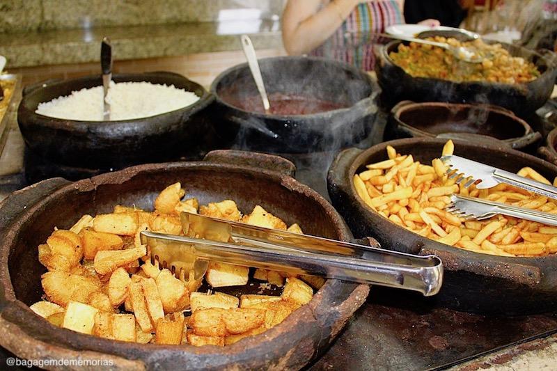 A Região dos Imigrantes | Pocando no ES 4 - almoço feito em fogão à lenha no Parque Cachoeira Véu da Noiva