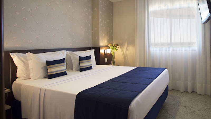 Onde se hospedar em Vitória: Quality Suites Vila Velha