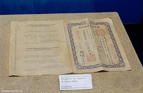 museu imigracao japonesa_passaporte japones