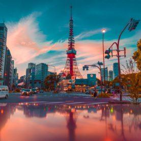 Tokyo reflections