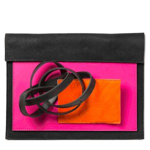 BAGaSUTRA-noir-rose-orange