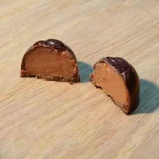 Karamel fyldt chokolader