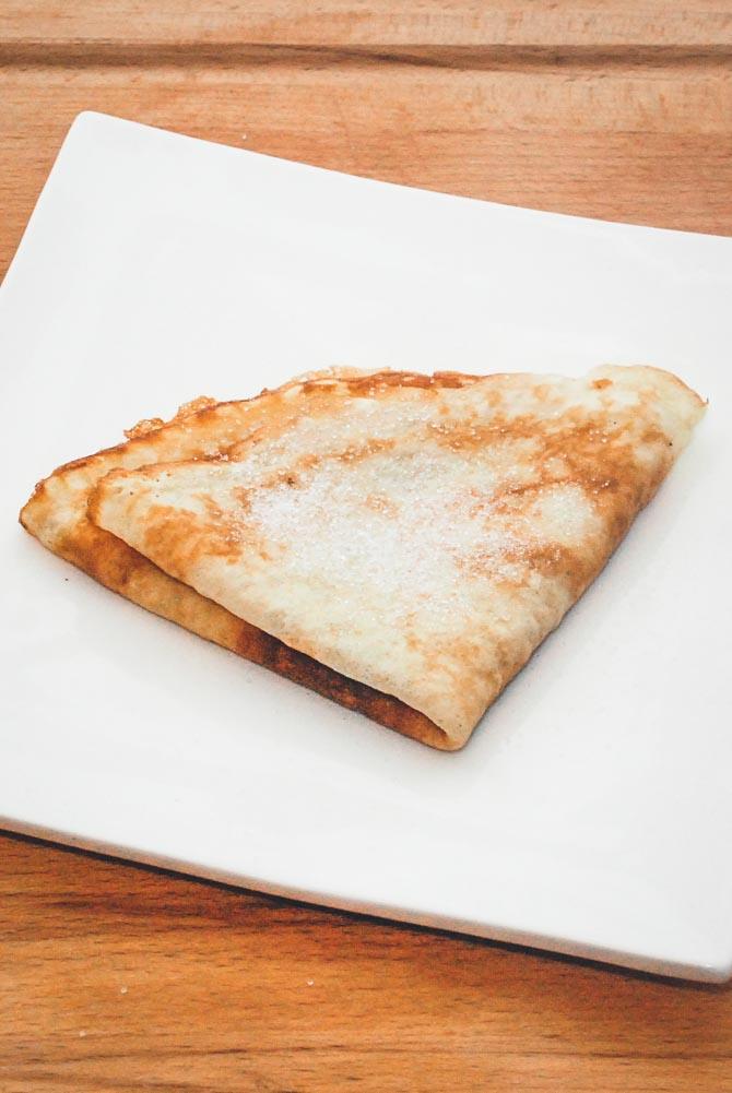 Opskrift på fantastiske pandekager