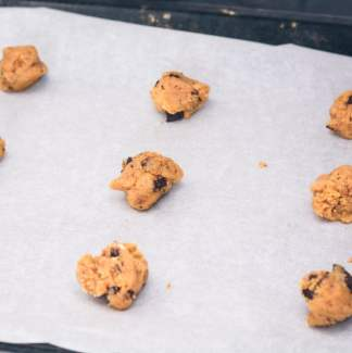 Bage cookies