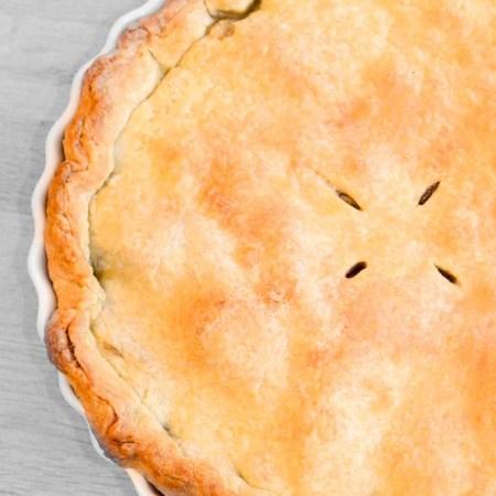 Amerikansk æbletærte opskrift fra Bageglad