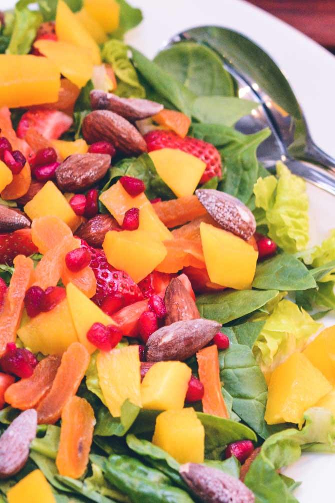 God salat opskrift