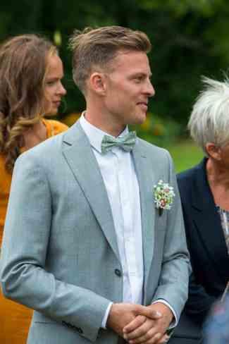 Bryllup gom