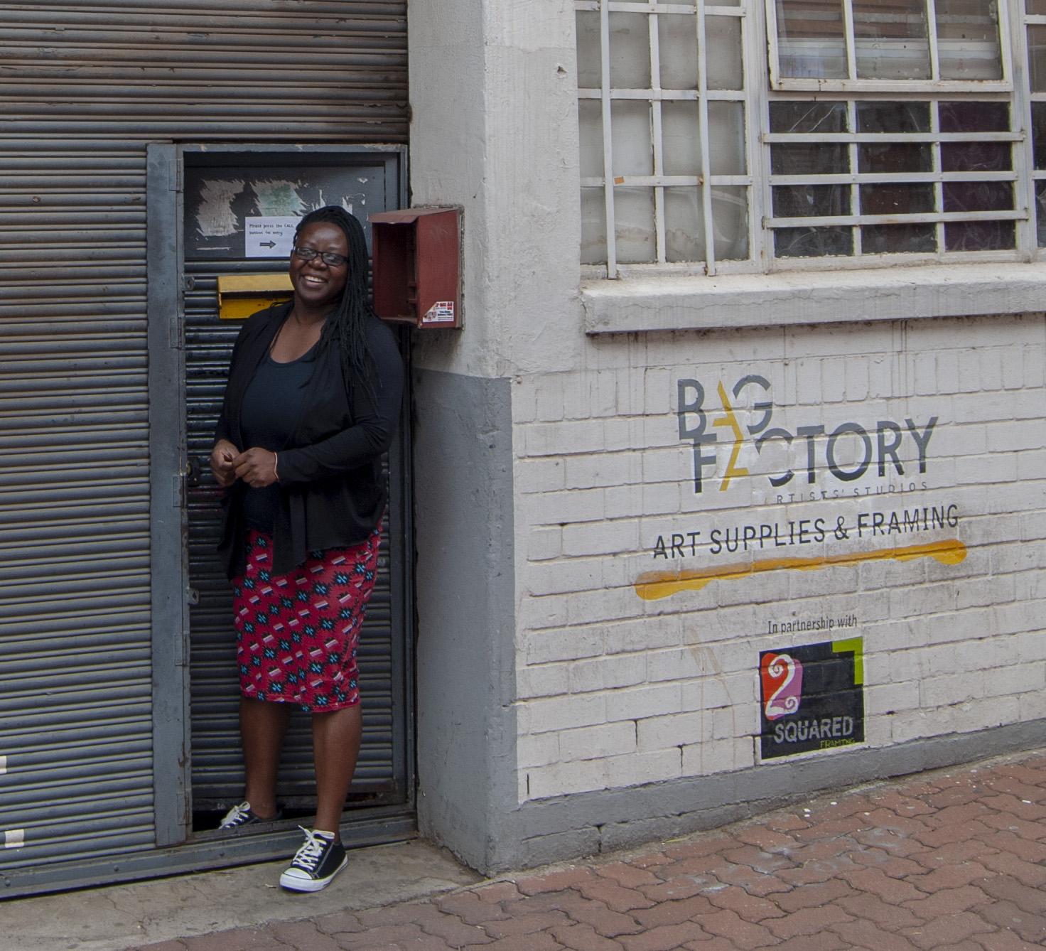 Fadzai Veronica Muchemwa – Art Connection Africa