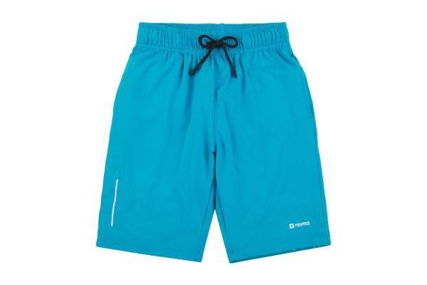 Läcker blå shorts Reima strl 110 svalkande fuktavledande