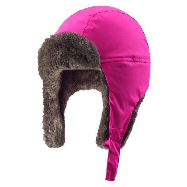 Reimatec barn vintermössa Ilves färg Hot Pink Cerise strl 50