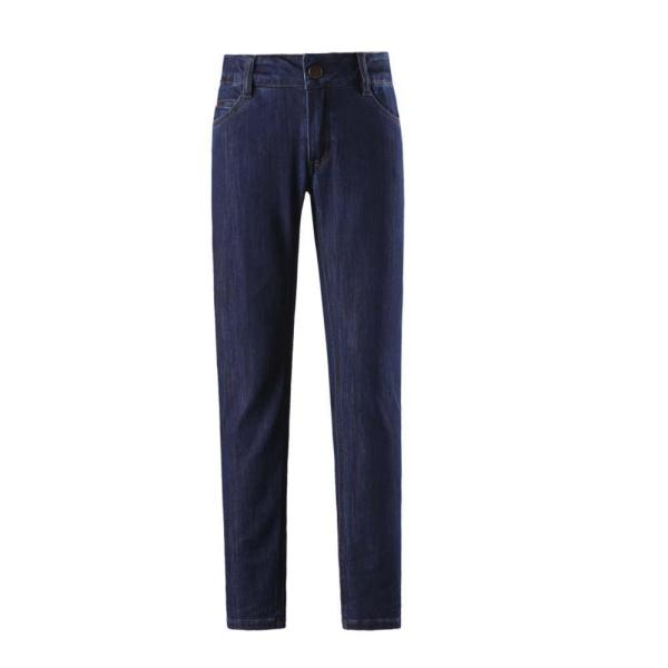 Reima Zeil jeans med stretch Reimago ficka strl 140