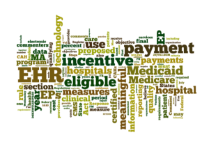 EHR Meaninful Use