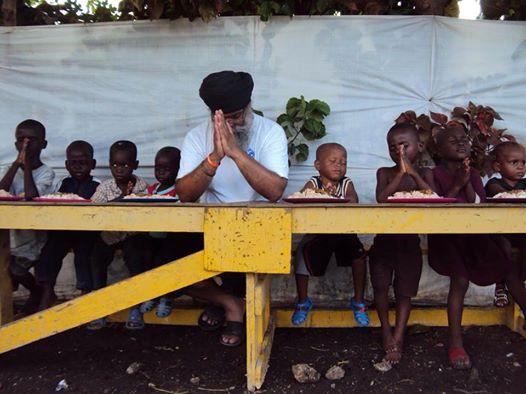 Khalsa Aid in Haiti