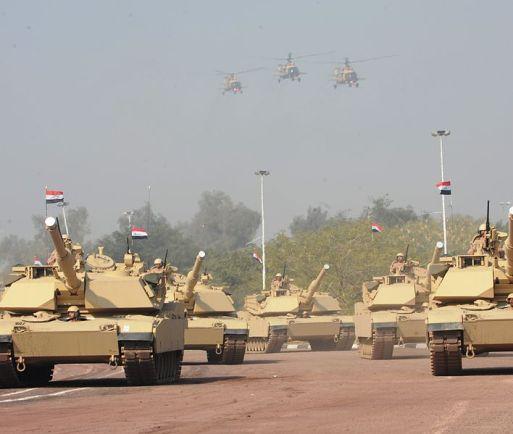 tank-parade