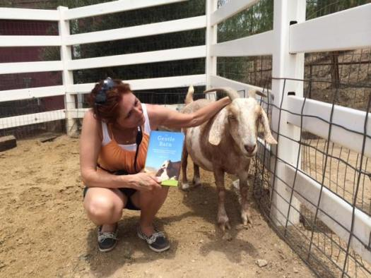 Animal Rescued At The Gentle Barn