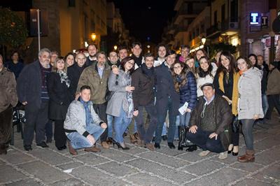 A Bagheria #sicambiaday: in Corso Umberto I con i Coraggiosi