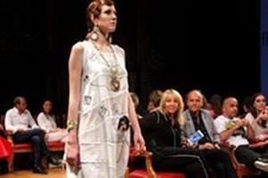 """Montecarlo Fashion Week.  Gli abiti """"Filly Biz"""" ispirati al circo omaggiano la città"""