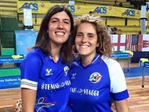 Subbuteo: Due atlete di Bagheria ai campionati del mondo. -  Eleonora Buttitta e Giuditta Lo Cascio completeranno il sestetto italiano per il Belgio