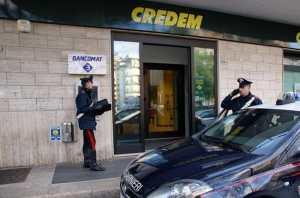Avevano rapinato il CREDEM di Bagheria: arrestati
