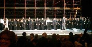 """""""La passione secondo Giovanni"""" al Teatro Massimo"""