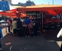 Il mercatino anticipato a martedi 31 ottobre