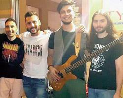 "Una ""Tribute Band"" dedicata a Nek"
