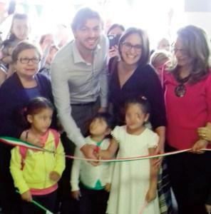 Inaugurato il nuovo plesso scolastico in Via Santa Marina
