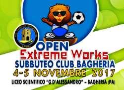 Torneo nazionale di Subbuteo a Bagheria il 4 e 5 novembre