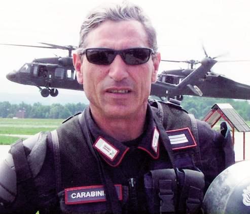 La morte in Bosnia del maresciallo Antonino Aiello