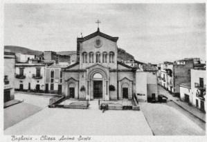 La Chiesa delle Anime Sante. Frammenti di storia per tutti noi.