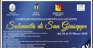LA FESTA DI SAN GIUSEPPE A CASTELDACCIA – 10 e 19 MARZO